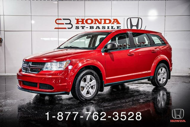 2013 Dodge Journey SE FWD