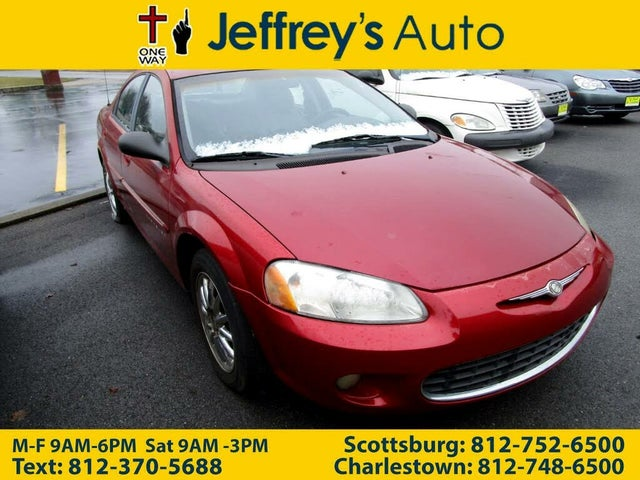 2001 Chrysler Sebring LXi Sedan FWD