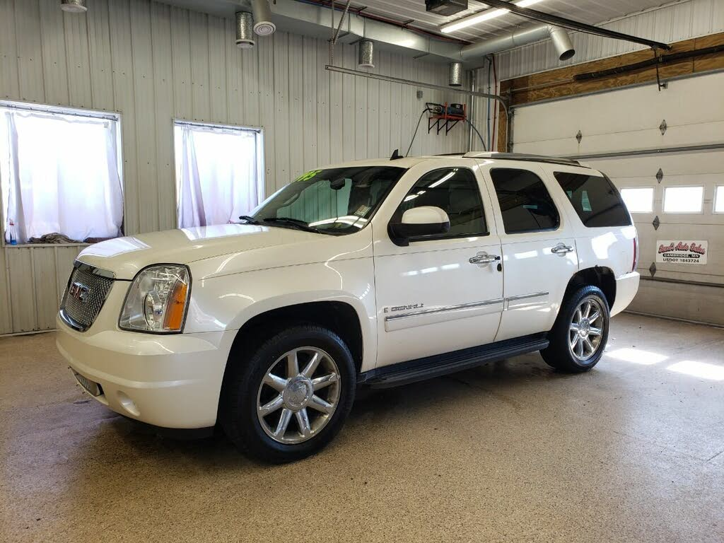 Used 2010 Gmc Yukon For Sale Right Now