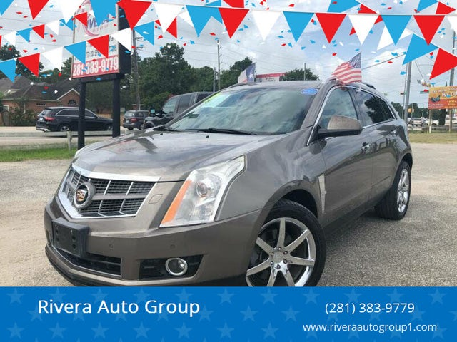 2011 Cadillac SRX Performance AWD