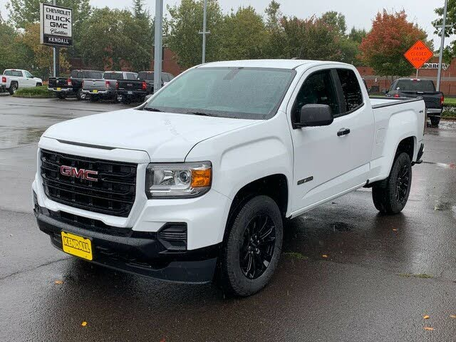 2021 gmc canyon for sale in eugene, or - cargurus