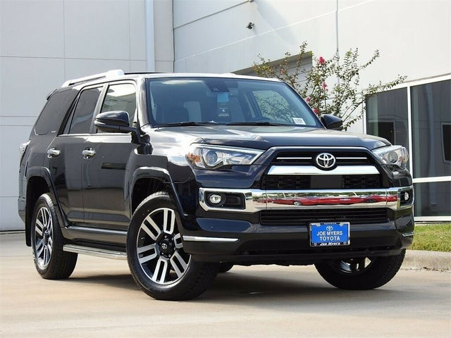 2021 toyota 4runner limited 4wd for sale in houston, tx