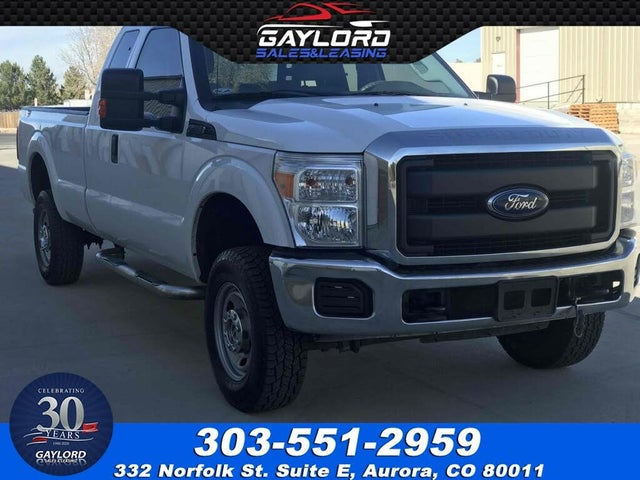 2016 Ford F-250 Super Duty XL SuperCab LB 4WD