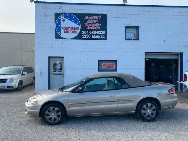 2004 Chrysler Sebring LX Convertible FWD