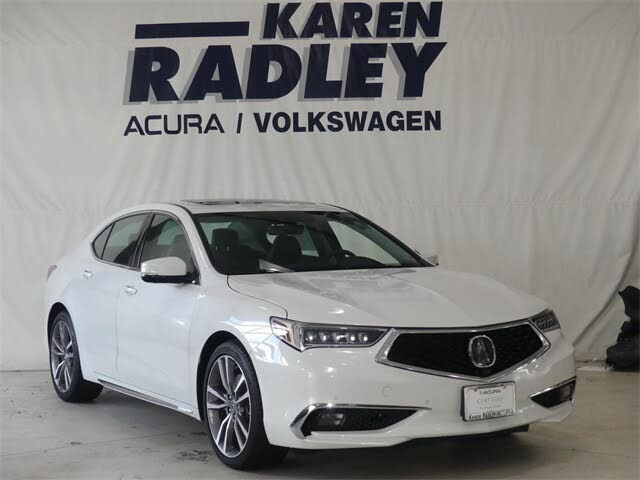 2019 Acura TLX V6 FWD with Advance Package