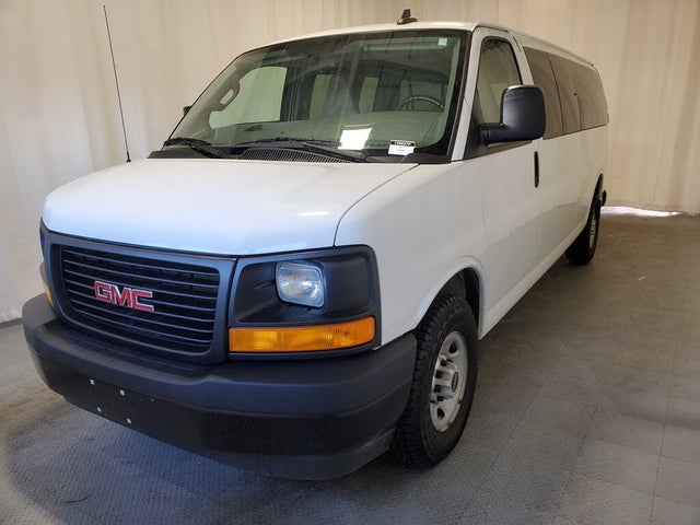 2017 GMC Savana LS 3500 Ext