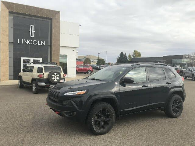 2017 Jeep Cherokee Trailhawk L Plus 4WD