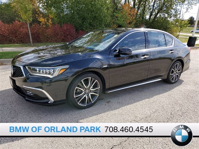 2019 Acura RLX Sport Hybrid SH-AWD with Advance Package
