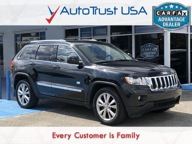 2011 Jeep Grand Cherokee 70th Anniversary 4WD