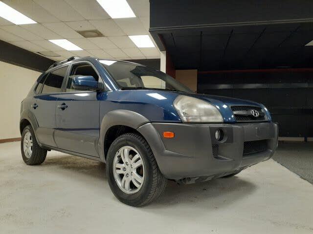 2008 Hyundai Tucson V6 Limited FWD