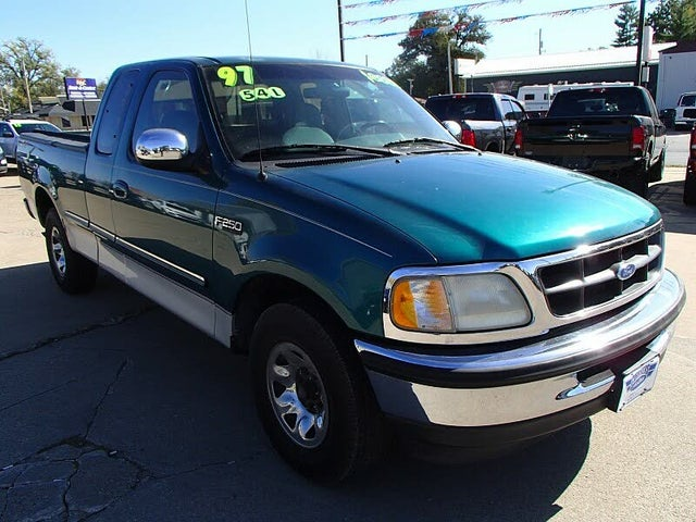 1997 Ford F-250 3 Dr XLT Extended Cab SB