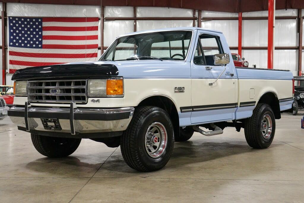 Used 1987 Ford F 150 For Sale Right Now Cargurus