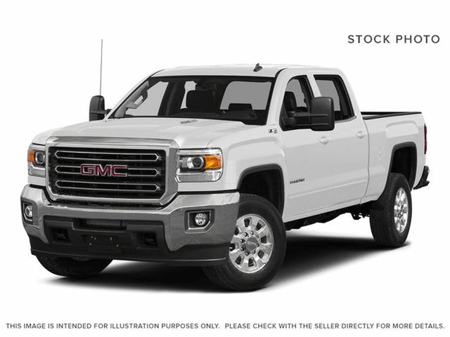 2015 GMC Sierra 2500HD Base Crew Cab LB 4WD