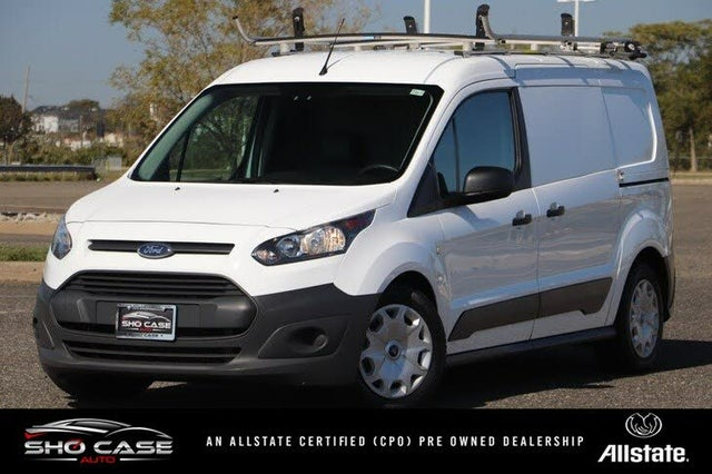 2017 Ford Transit Connect Cargo XL LWB FWD with Rear Cargo Doors