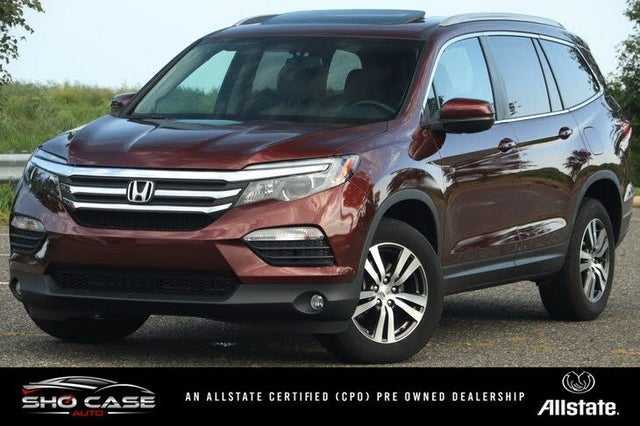 Used 2018 Honda Pilot Ex L Awd For Sale Right Now Cargurus