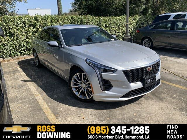 2019 Cadillac CT6 3.6L Premium Luxury AWD