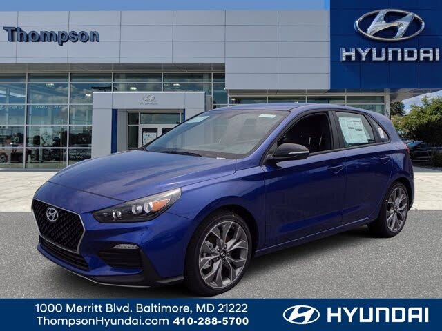 2020 Hyundai Elantra GT N Line FWD for Sale in District of ...