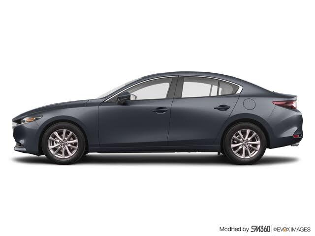 2021 Mazda MAZDA3 GX Sedan FWD