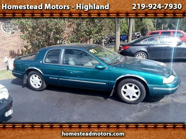 1997 Mercury Cougar XR7 Coupe RWD