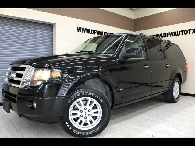 2014 Ford Expedition EL Limited 4WD