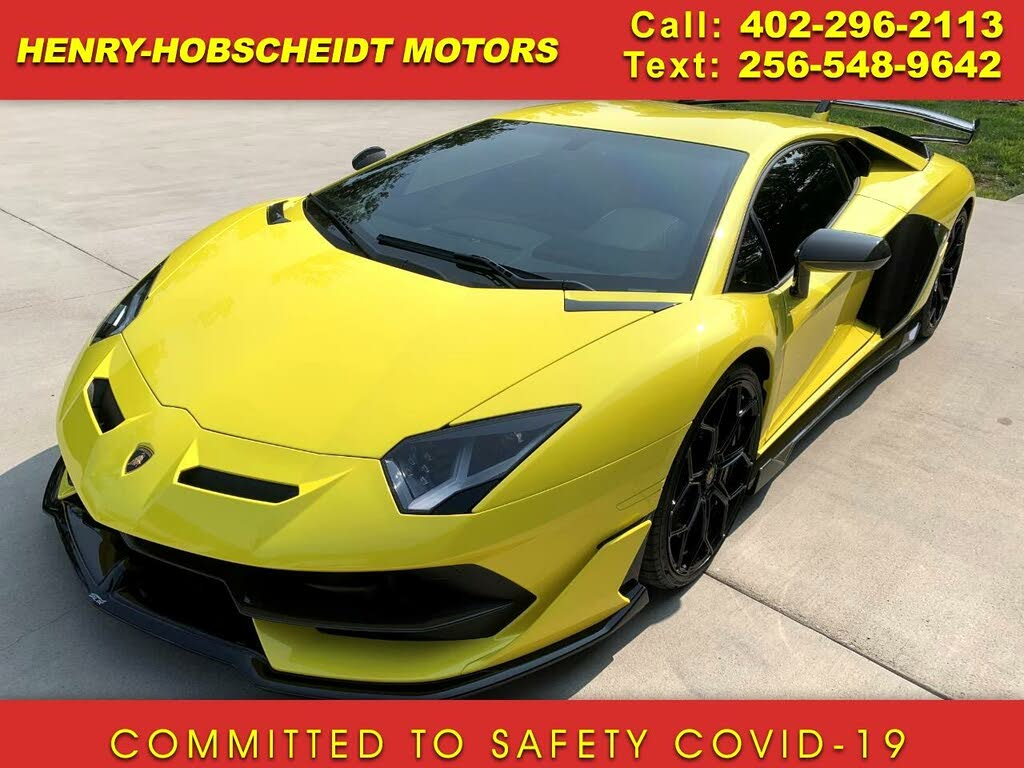 used 2020 lamborghini aventador for sale right now cargurus used 2020 lamborghini aventador for