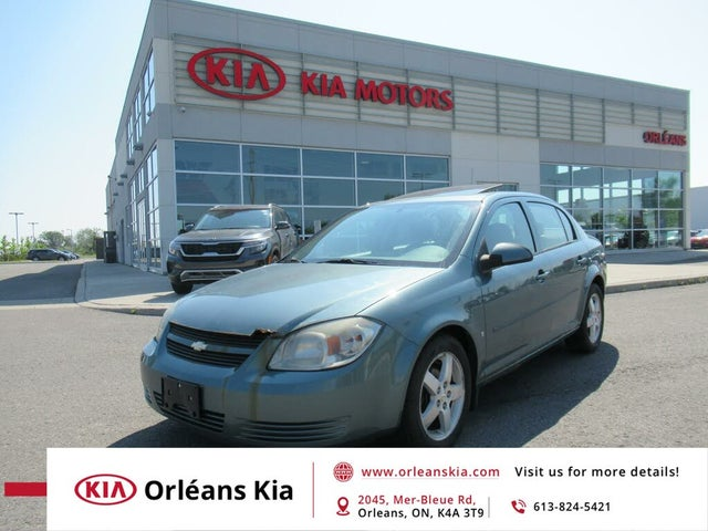 2009 Chevrolet Cobalt 1LT Sedan FWD