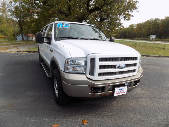 2005 Ford Excursion Eddie Bauer 4WD