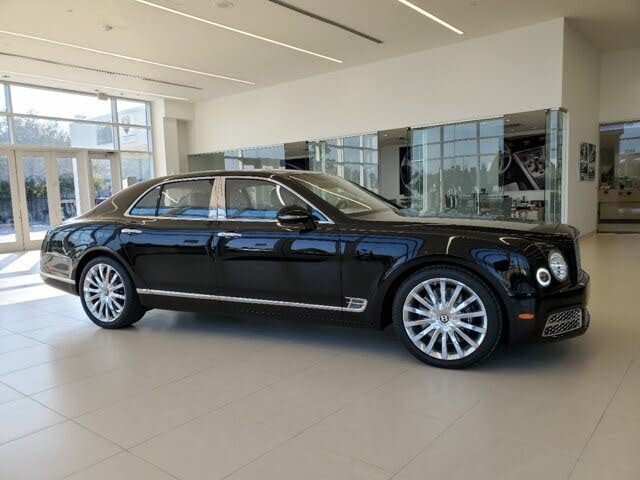 2020 Bentley Mulsanne RWD