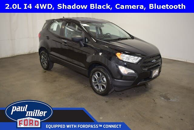 2020 Ford EcoSport S AWD