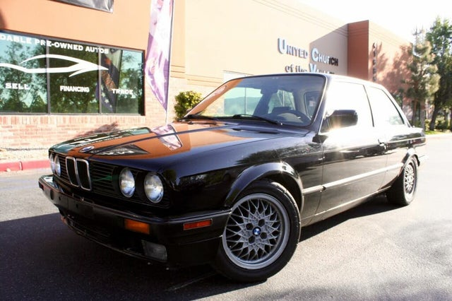 1990 BMW 3 Series 325is Coupe RWD
