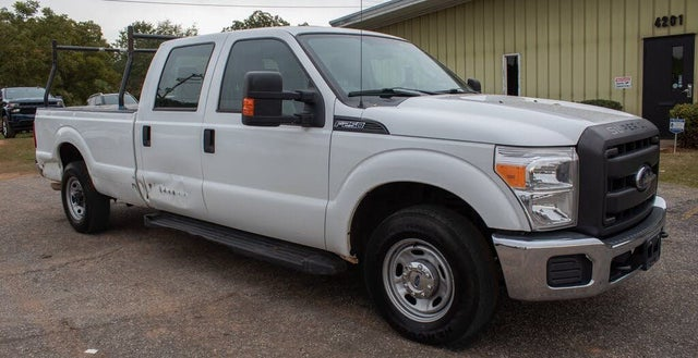 2016 Ford F-250 Super Duty XL Crew Cab LB