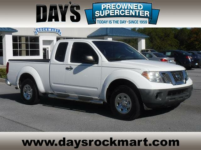 2011 Nissan Frontier S King Cab