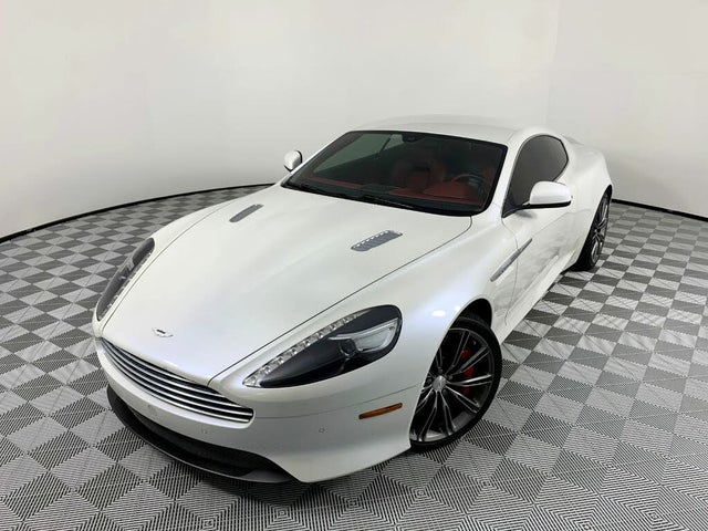 2015 Aston Martin DB9 Coupe RWD