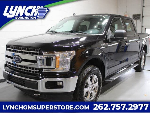 2021 Ford F-150 Lariat SuperCrew 4WD for Sale in Wisconsin ...