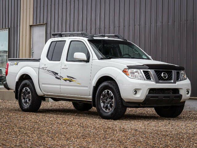 2014 Nissan Frontier PRO-4X Crew Cab 4WD
