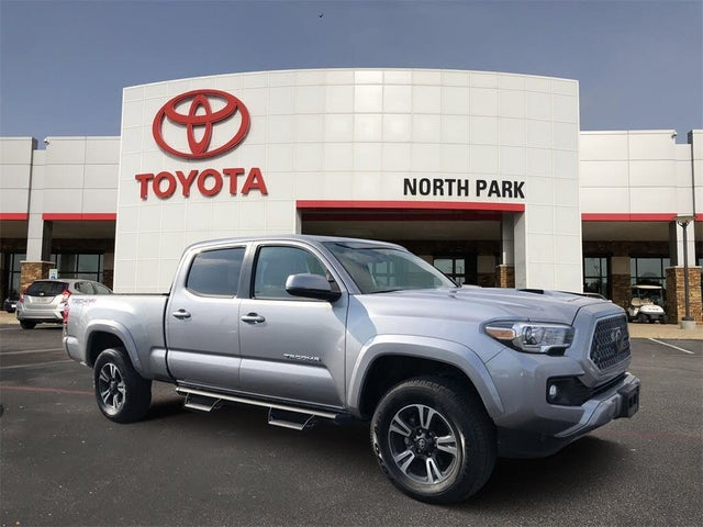 2018 Toyota Tacoma TRD Sport Double Cab LB 4WD
