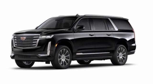 used 2021 cadillac escalade esv luxury awd for sale right