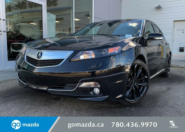 2014 Acura TL SH-AWD with A-Spec Package