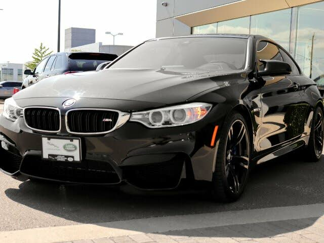 2017 BMW M4 Coupe RWD