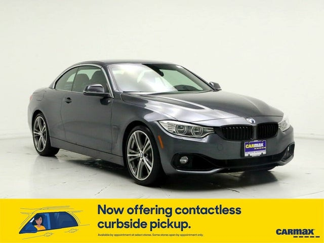 2017 BMW 4 Series 440i Convertible RWD