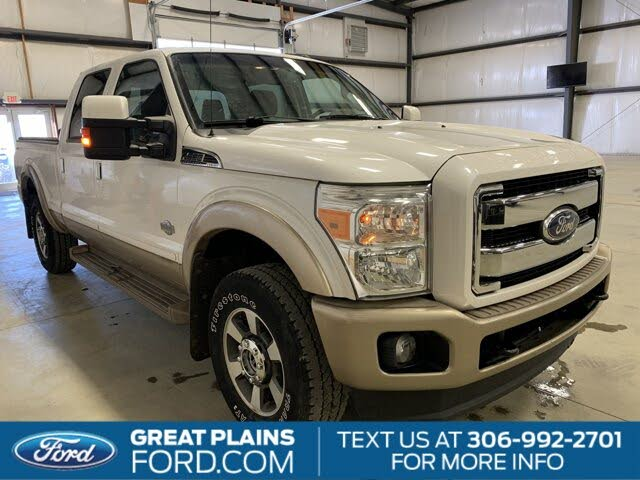 2011 Ford F-250 Super Duty King Ranch Crew Cab 4WD