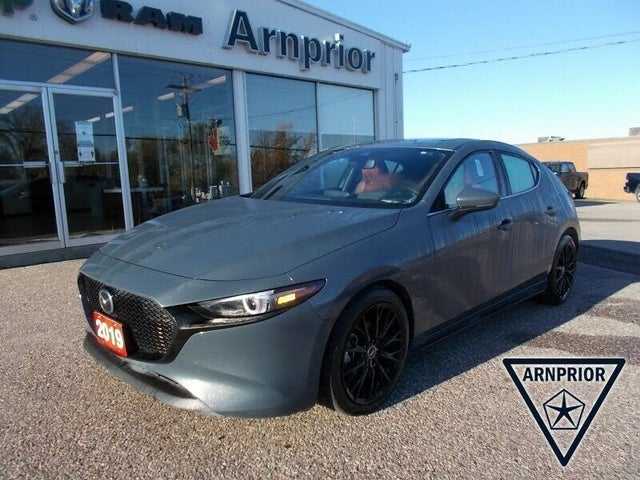 2019 Mazda MAZDA3 Preferred Hatchback FWD