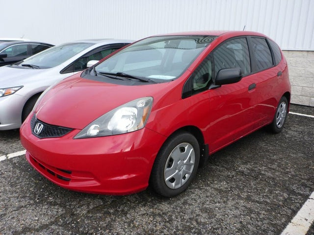 2012 Honda Fit DX-A