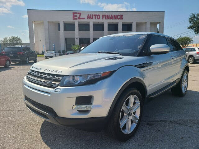 2012 Land Rover Range Rover Evoque Pure Plus Coupe AWD