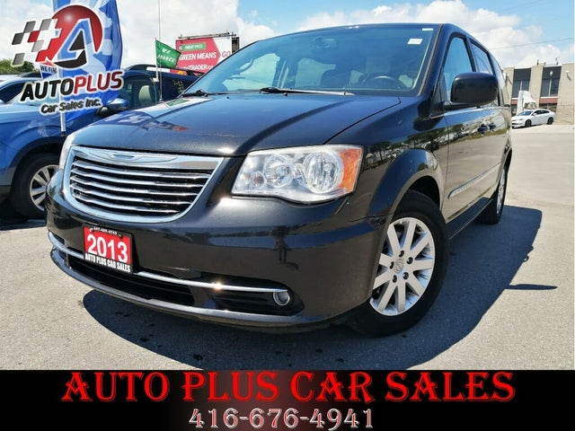 2013 Chrysler Town & Country Touring-L FWD