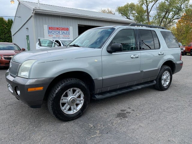 2005 Mercury Mountaineer Luxury AWD
