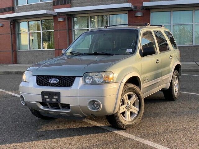 2006 Ford Escape Hybrid Base