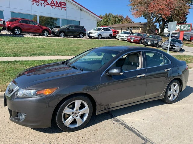 2009 Acura TSX Sedan FWD with Technology Package