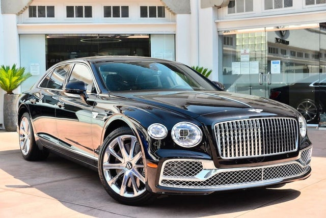 2020 Bentley Flying Spur W12 Sedan