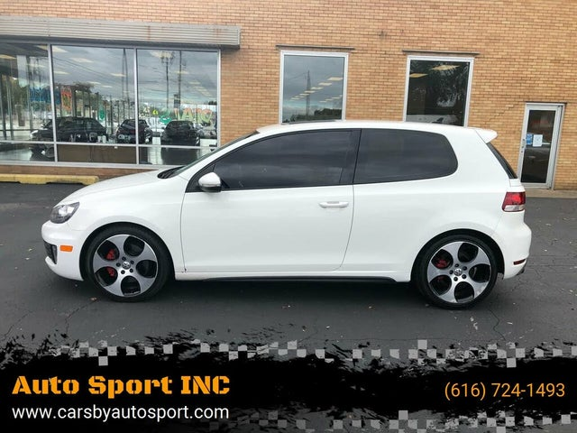 2012 Volkswagen GTI 2.0T 2-Door FWD with Convenience and Sunroof